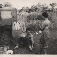 Northern Rhodesia 25th January 1956